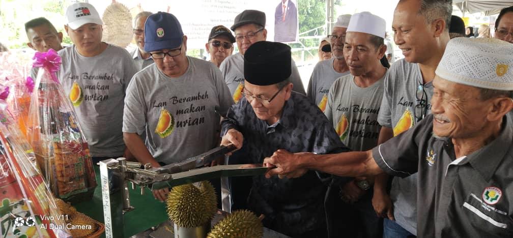 Durian punyai permintaan dan potensi untuk dieksport