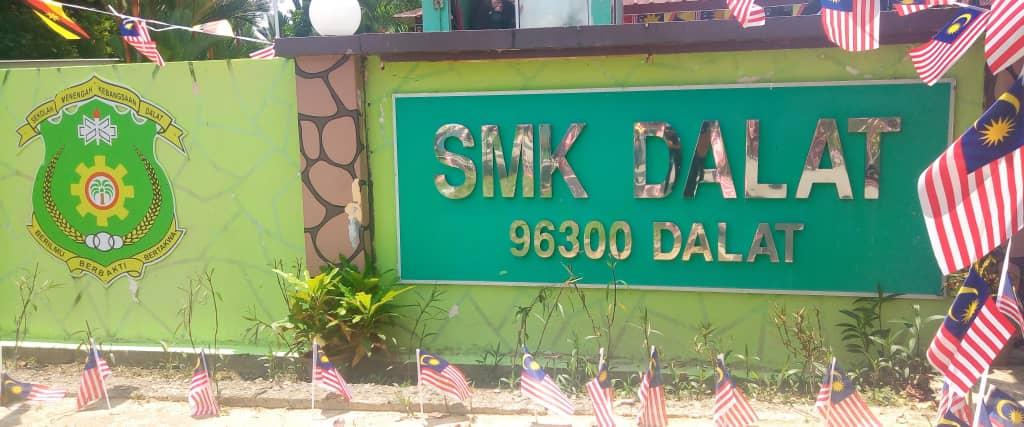 SMK Dalat mewakili Sarawak ke Pertandingan Keceriaan Hari Kebangsaan 2019 kategori Pintu Gerbang