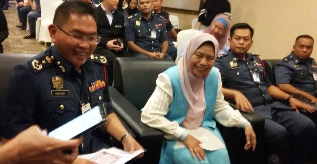 Sarawak chukup begunaka tim Bombardier, Medivac