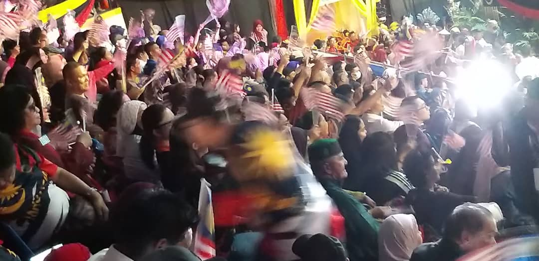 Lebih 10,000 pengunjung sambutan Hari Malaysia 2019