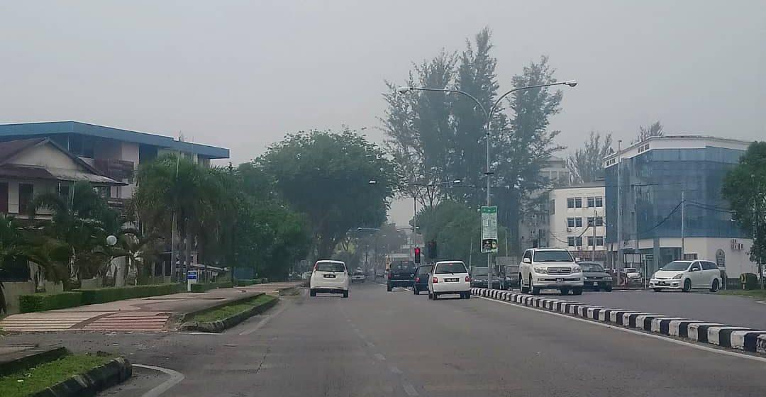 Hampir semua sekolah di Sibu ditutup akibat jerebu