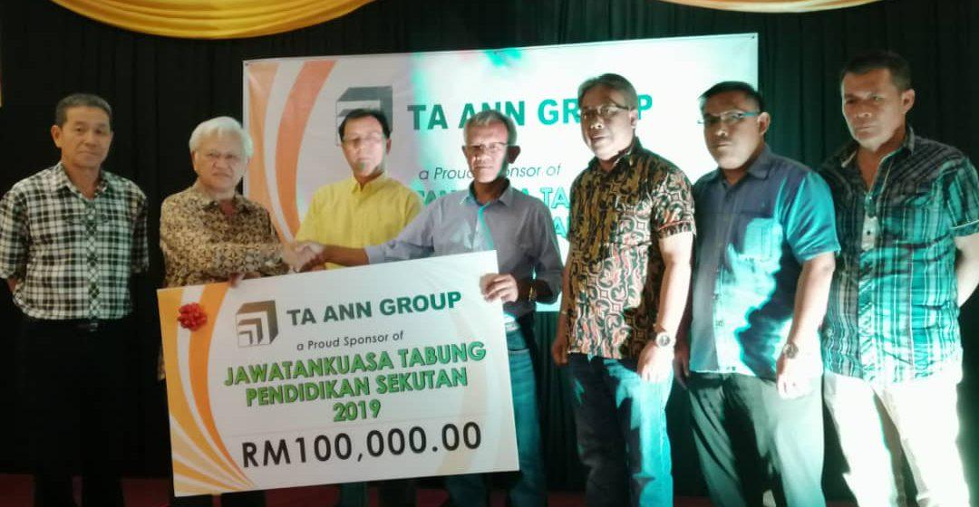 Ta Ann bagi sumbangan RM100,000 untuk pembangunan sosial