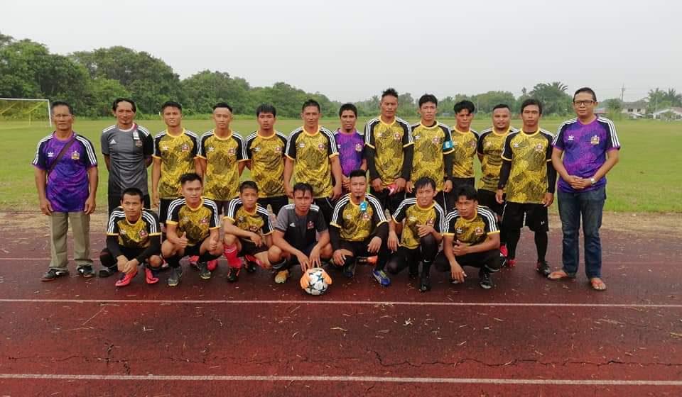 Piala Pengerusi Saberkas Daro 2019:  Badong FC mengganas