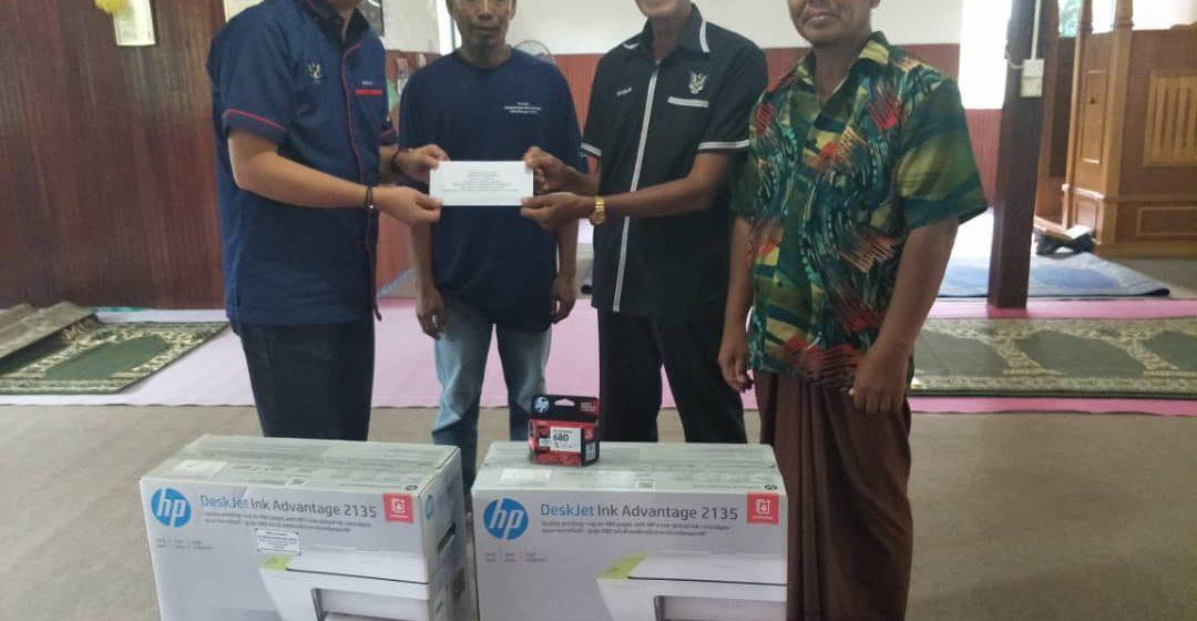 Abdullah hulur sumbangan MRP kepada lima pertubuhan