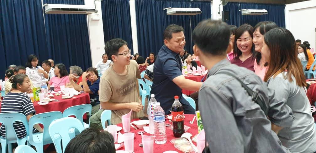 Saya hargai kepercayaan rakyat – Huang