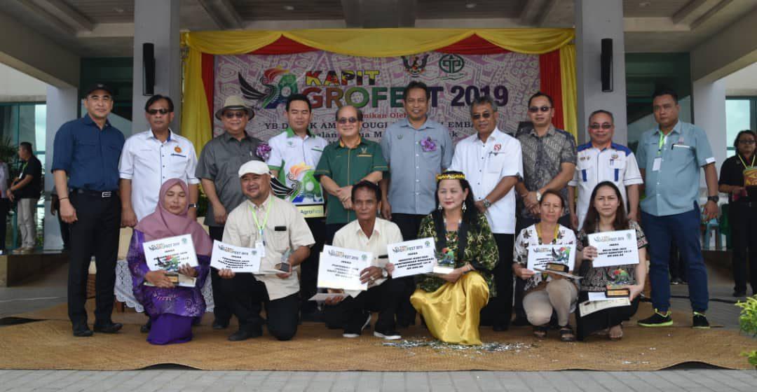 Tingkatkan pengeluaran makanan Sarawak