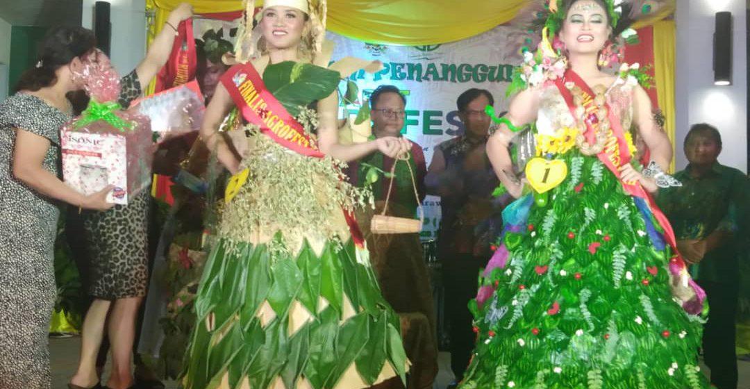 Sherry Anderson Ratu Agrofest Kapit 2019