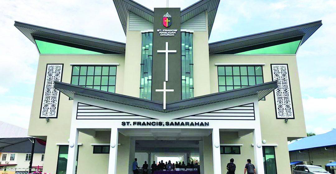 Gerija baru St Francis lantang endur sembiang