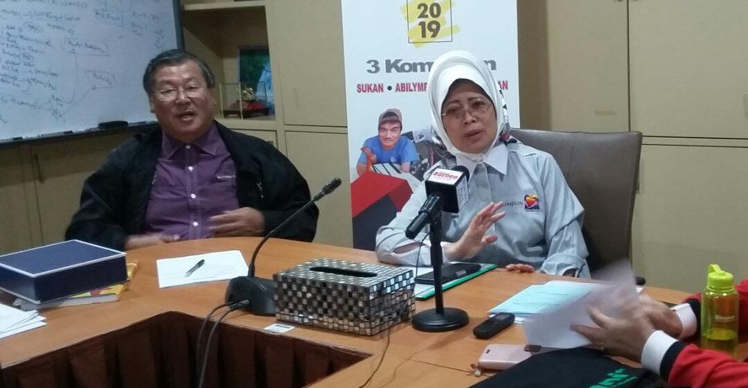Raban OKU Sarawak mantai pengelandik di Unimas