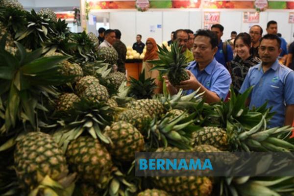 FAMA sasar kurang jurang import sayuran dan buah-buahan