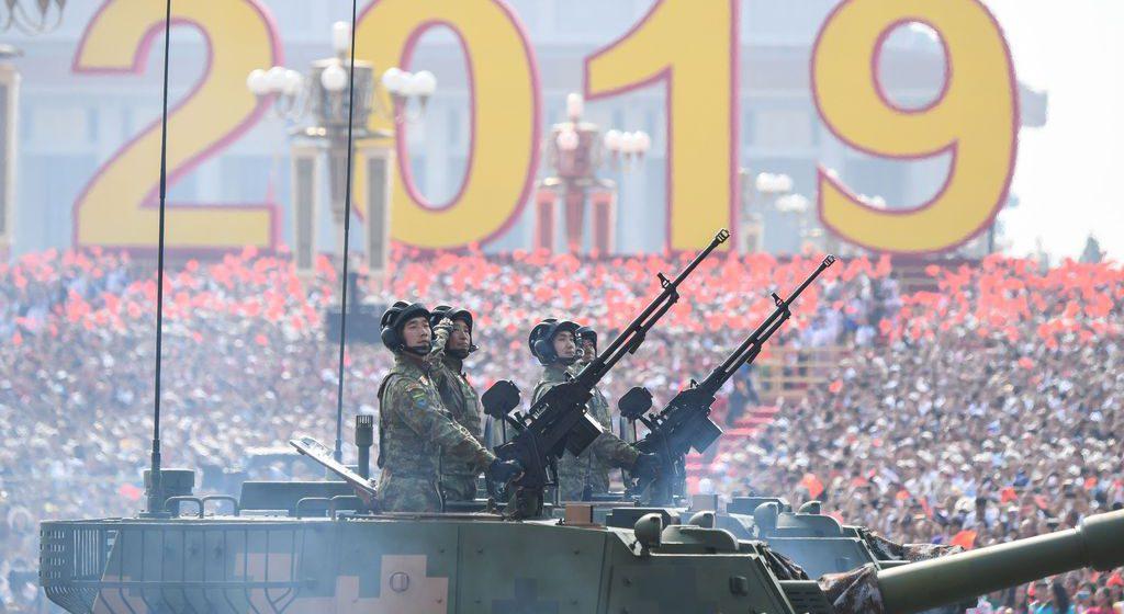 Ulang tahun ke-70 China disambut meriah
