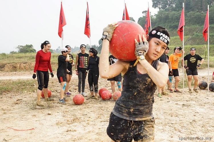 2,837 sertai Spartan Race 2019 Sarawak bermula esok