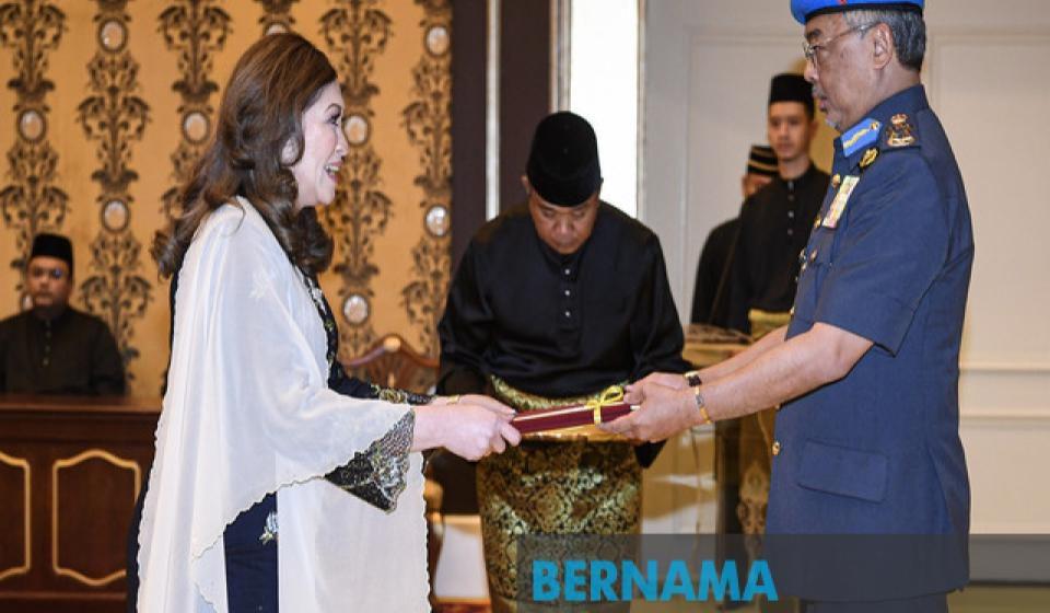 Anak Sarawak jadi Duta Besar Malaysia ke Peru