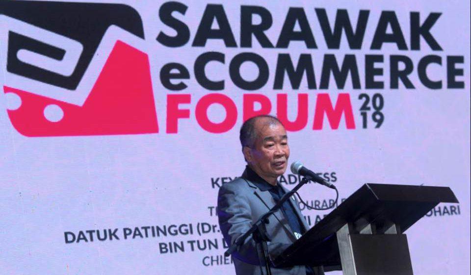 Dagang chara 'online' majak dikerindu rayat Sarawak