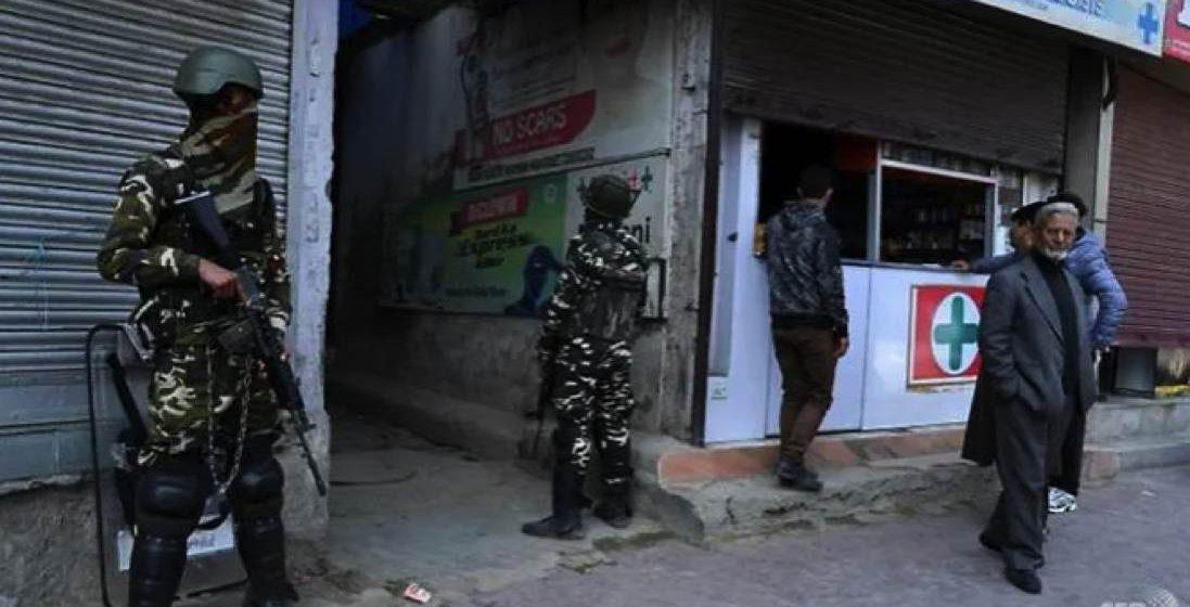 9 terbunuh dalam ketegangan di sempadan Kashmir