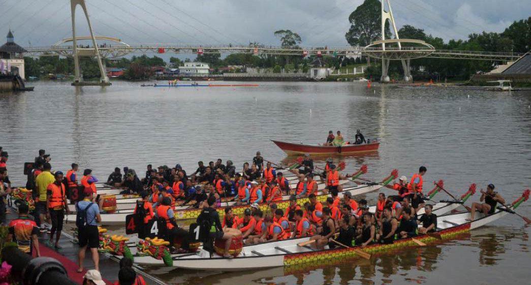 Sarawak mahu peserta regata jadi duta pelancongannya