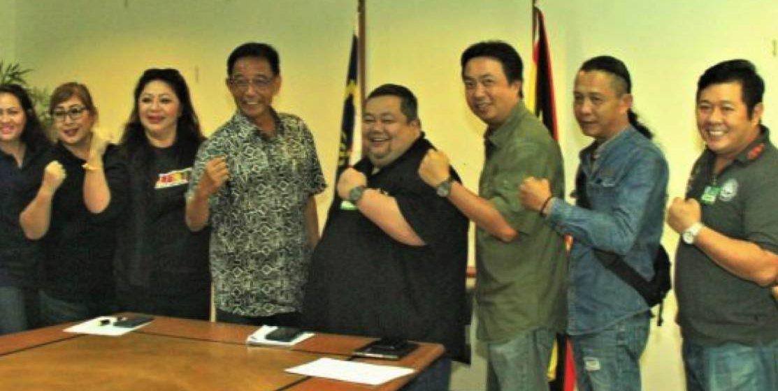 Minggu motosikal antarabangsa Kuching berlangsung Julai tahun depan