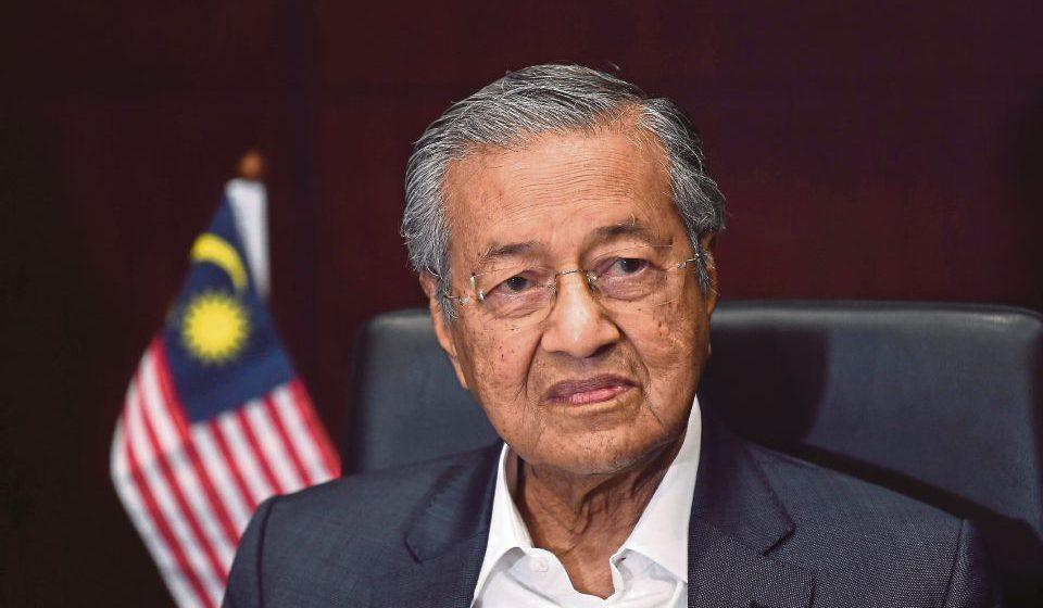 PKR tidak percaya lagi kepada Mahathir