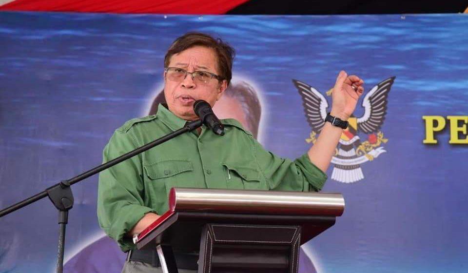 Polis Marin Sarawak berengkah April 2020
