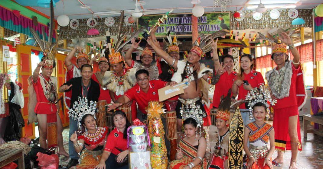 'Manuk sabung' Ngasi Sarawak champion Gendang Pampat