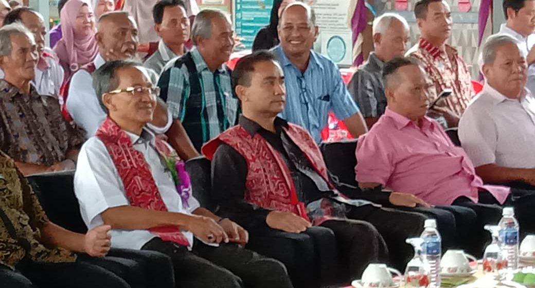 Main asal Gendang Pampat dikeandal enda punas