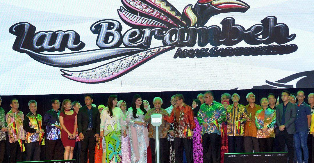 Sarawak dikemansang ngena chuan kediri