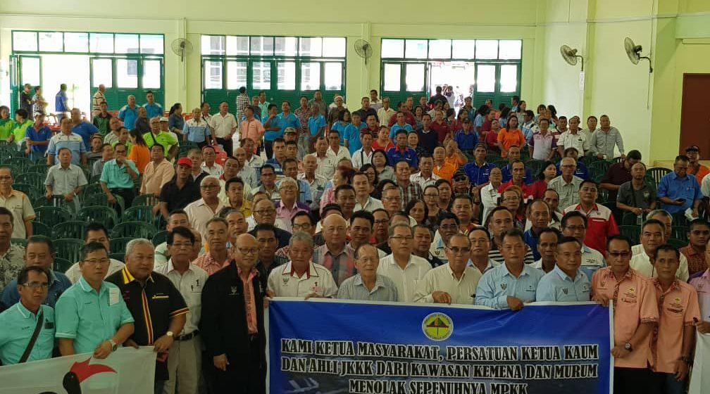 MPKK cabul hak negeri Sarawak