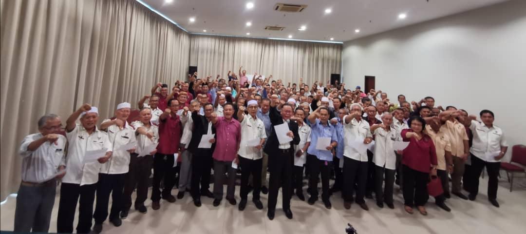Penubuhan MPKK terus dapat tentangan keras pemimpin tempatan di Mukah