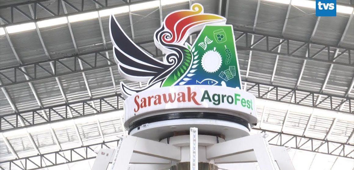 Lebih 300 pempamer sertai Agrofest Sarawak 2019