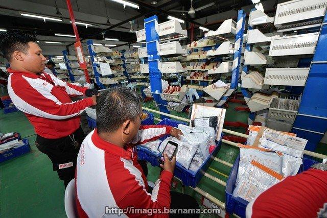 Kenaikan harga perkhidmatan pos tidak dapat dielakkan – Pos Malaysia