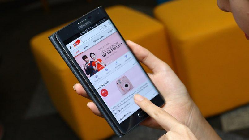Pasaran e-dagang Malaysia cecah RM45.8b