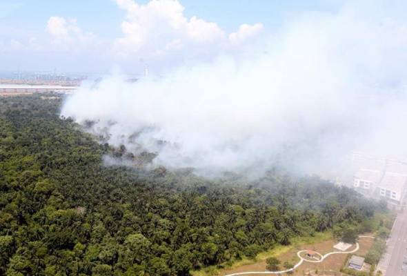 Sarawak kawal aktiviti pembakaran terbuka di tanah hak adat