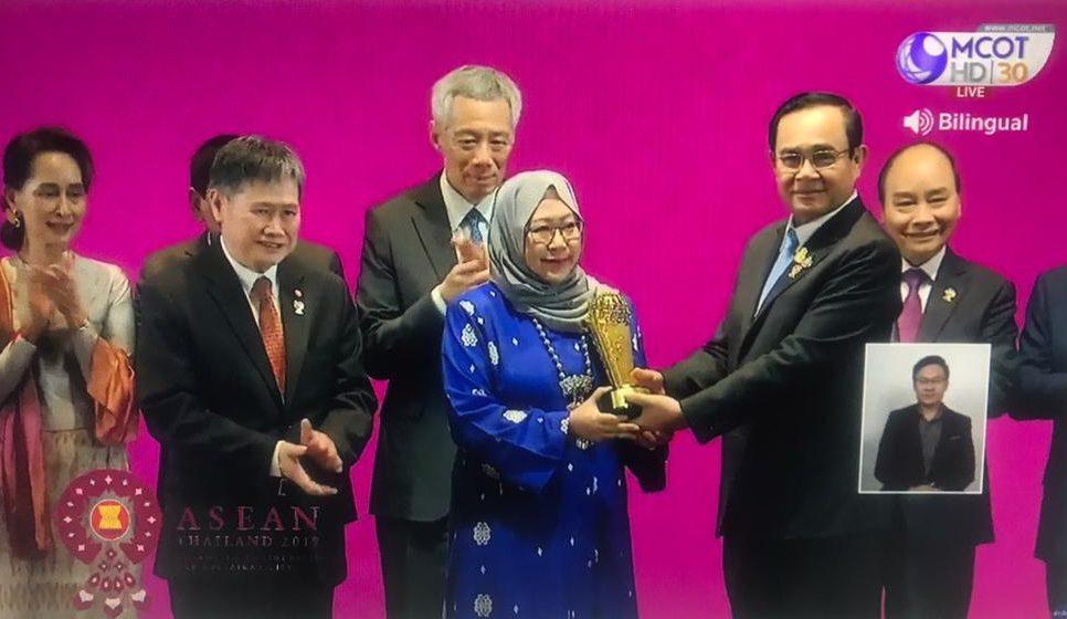 Jemilah, rakyat Malaysia pertama menang Hadiah ASEAN