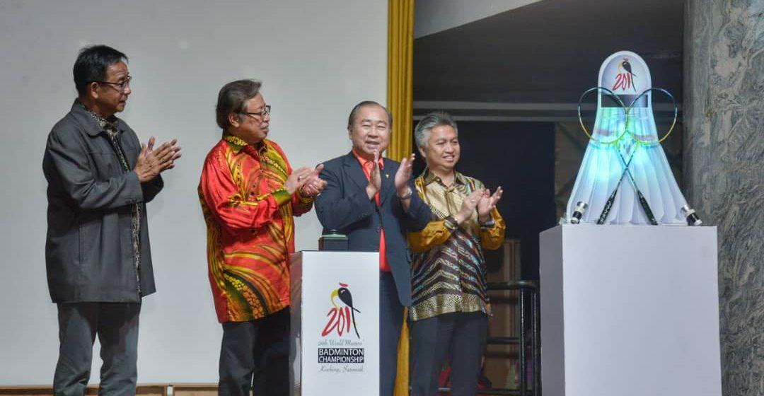 Dua warga emas sertai Kejohanan Badminton World Masters Kuching