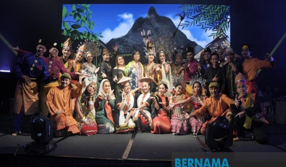 Legenda Puteri Santubong tarik pelancong