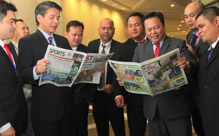 Suara Sarawak buka ruang liputan aktiviti Sarawak