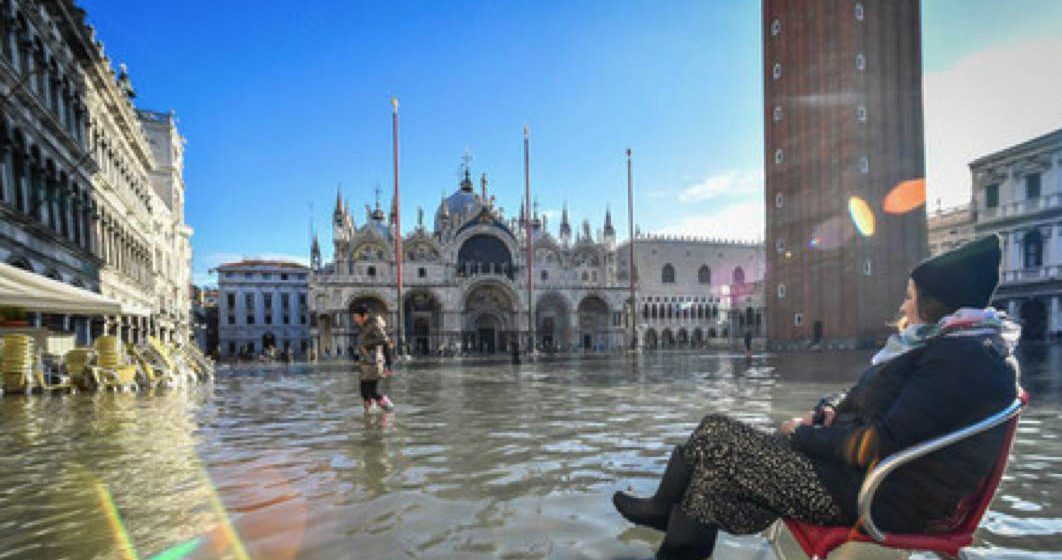 Venice dilanda banjir besar, Itali isytihar darurat