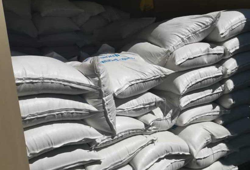 1,200 guni beras putih Thai dirampas