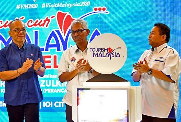 Tourism Malaysia: Sasaran 85 juta pelancong domestik bakal tercapai