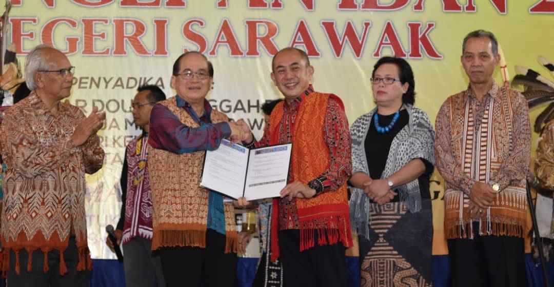 DCF deka nirika Panggau Dayak ba Kuching