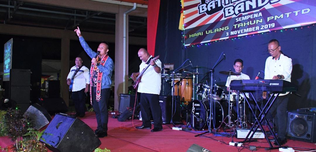 D'X Band juara Battle of the Bands Peringkat Medan Timur Tentera Darat Tahun 2019