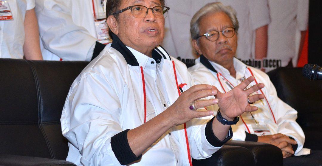 Menteri PH ti bejalaika pengawa manah nadai disekat tama Sarawak