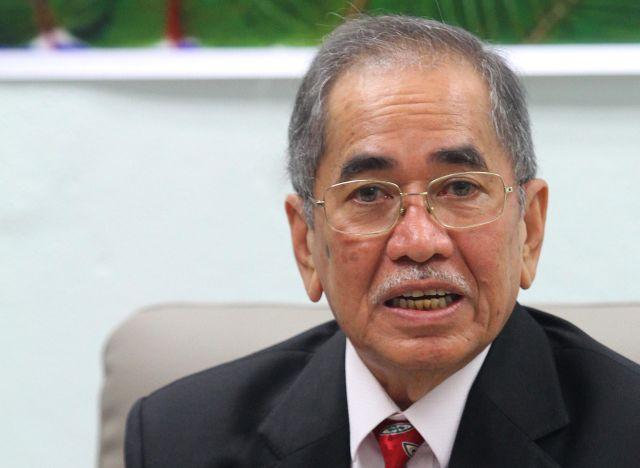 Rayat Sarawak enggai dipegai parti bula