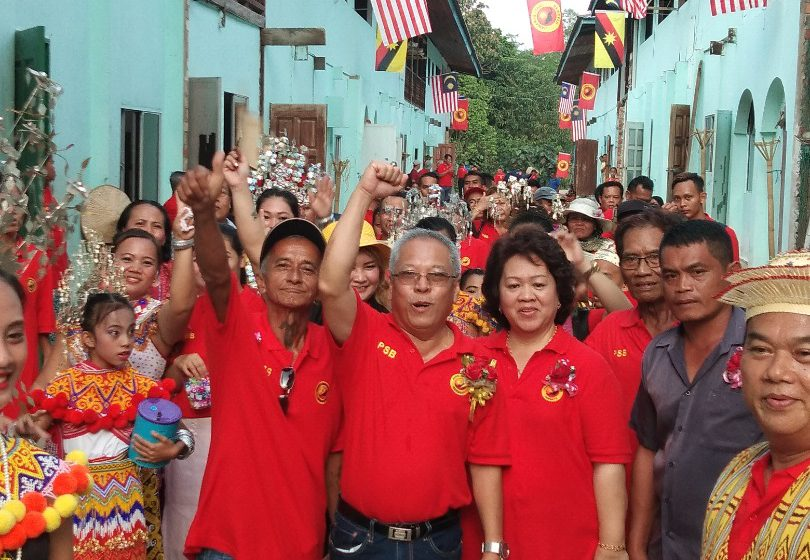 3,000 pengundi Sg Sut nyukung Nyuak
