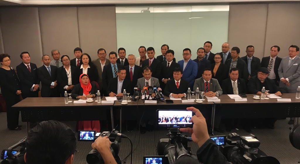 32 MPN sepenemu Konvensyen PKR dikinsil