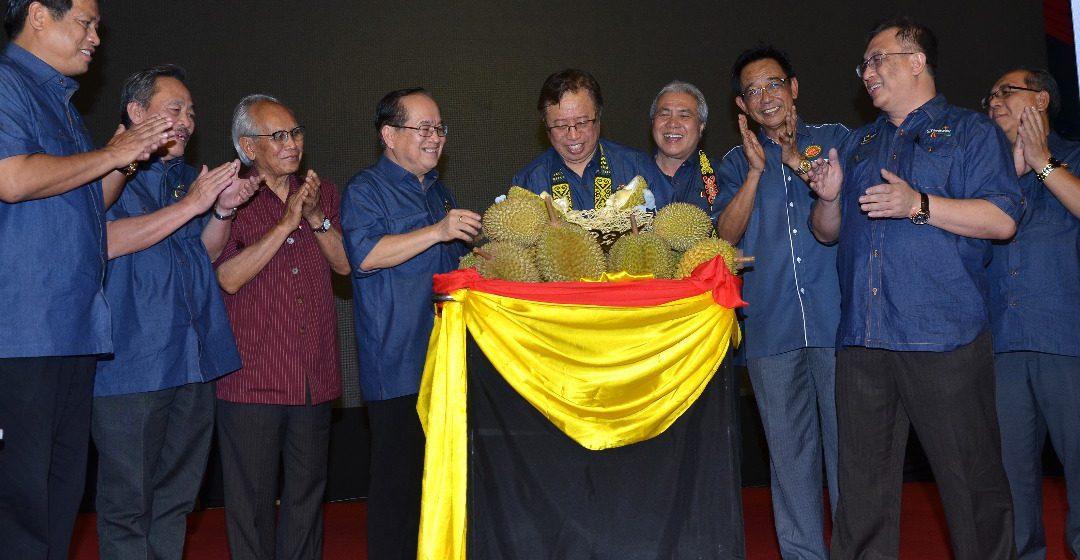 Sarawak bisi pengelebih nyadi pengeluar pemakai 2030
