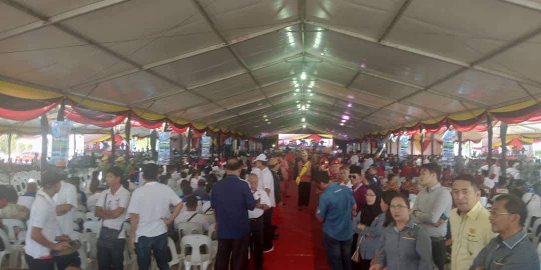 8,000 hadiri majlis pecah tanah Jambatan Rambungan