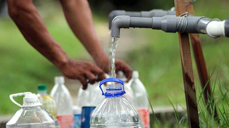 Beberapa kawasan di Mukah akan alami gangguan bekalan air