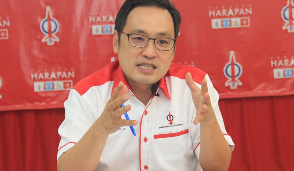 Krisis PKR Sarawak perlu dilerai segera