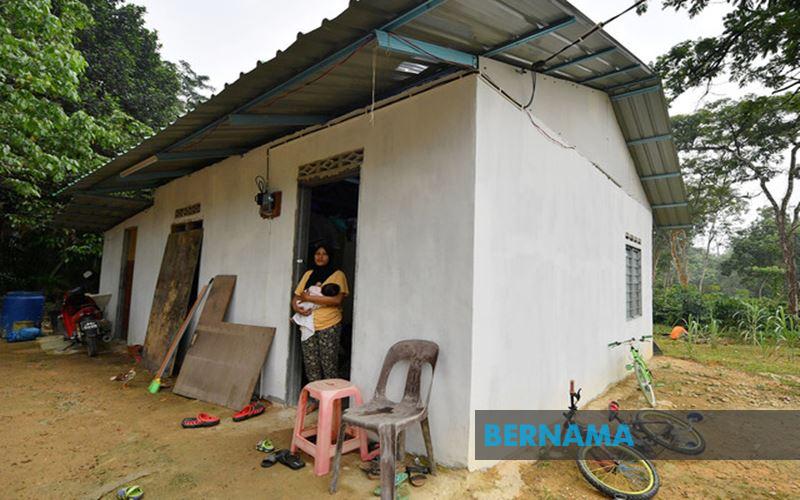 Dewan Negara: Kerajaan peruntuk RM28.5 juta baik pulih rumah daif di bandar
